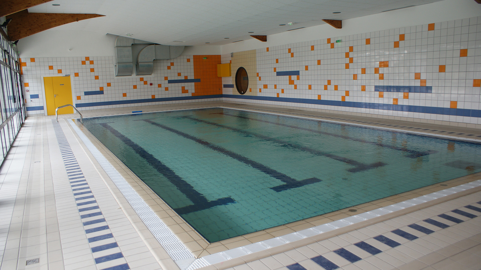 Bassin de natation